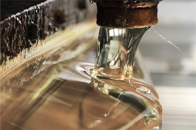 produzione resina chetonica